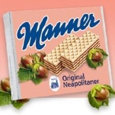 Manner Schnitten, a sweet little snack from Austria. Easy Smoothie Recipes, Easy Smoothies, Good Healthy Recipes, Austria, Purple Drinks, Quick Vegetarian Meals, Coconut Smoothie, Pumpkin Spice Cupcakes, Coconut Recipes