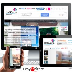 """Si pones en gogole """"Pisos de Bancos"""" uno de nuestros clientes está en 1as posiciones de la 1ª página de google - Yeah!!!  http://www.proyectizate.com http://www.araceligisbert.com http://www.inmobiliariabancaria.com http://www.doncomparador.com"""