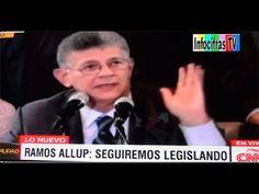 Lo que dijo Ramos Allup,  sobre el TSJ -Vídeo -