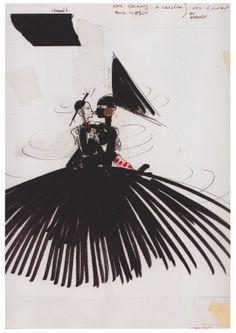Jean-Paul Goude Film Director, Mode Inspiration, Esquire, Dark Skin, Fashion Art, Darth Vader, Superhero, Abstract, Drawings
