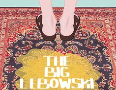 """The Big Lebowski - FAN ART"""