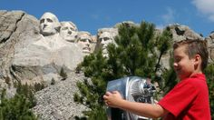 Junior Ranger Program at Mount Rushmore National Memorial