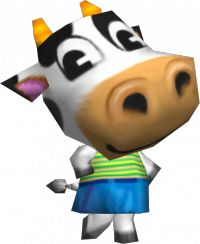 Belle – Animal Crossing: New Leaf – … – You are in the right place about Acnl outfits Here we offer you the most beautiful pictures about the Acnl home you are looking for. When you examine the Belle – Animal Crossing: New Leaf – … French Word For Beautiful, Animal Crossing Wiki, Cow Birthday, Old Video, Camping Outfits, Cow Hide Rug, Forest Animals, Black Spot, New Leaf