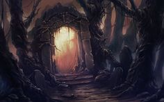 Tomb by SolFar