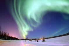 Northern Lights, Alaska