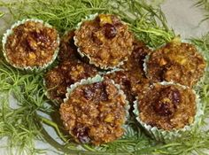 Delish horse muffins!  I know our horses would go crazy for these!