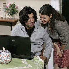 Engin Akyürek and Beren Saat