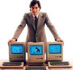 Steve Jobs 1984's