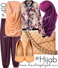 Hashtag Hijab Outfit #410