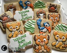 Lion King Baby Shower | Flickr - Photo Sharing!