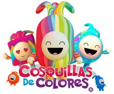 Cosquillas de colores