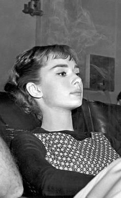 Audrey Hepburn ~ Sabrina, 1953