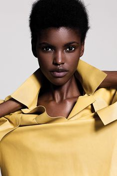 11 of the best black models on Instagram this fashion season