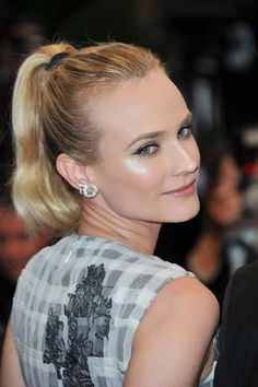 Diane Kruger's Simple Style