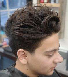Wavy Hairstyles For Men 2017EmailFacebookInstagramPinterestTwitter