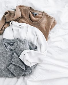 Outfit Shades Of White And Casual Styles On Pinterest