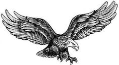2 American Flying Eagle Temporary Fake Tattoo Waterproof Freedom Body Transfers in Health & Beauty, Tattoos & Body Art, Temporary Tattoos Tattoos For Women Half Sleeve, Tribal Sleeve Tattoos, Tattoos For Guys, Stomach Tattoos, Leg Tattoos, Black Tattoos, Tatoos, Star Tattoos, Eagle Chest Tattoo