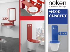 Designer bathroom suites for those a little more adventurous.