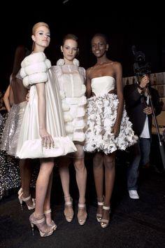 Dennis Basso at New York Fashion Week Spring 2011 - Livingly