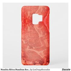 Namibia Africa Namibian Rock Art Painting Case-Mate Samsung Galaxy Case