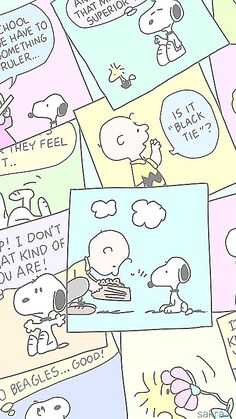 Charlie Brown and Snoopy! Snoopy Wallpaper, K Wallpaper, Kawaii Wallpaper, Cute Wallpaper Backgrounds, Trendy Wallpaper, Wallpaper Iphone Cute, Aesthetic Iphone Wallpaper, Pattern Wallpaper, Snoopy Love
