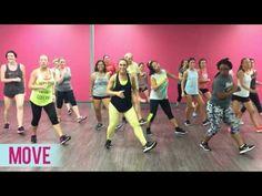 Luke Bryan - Move (Dance Fitness with Jessica) - YouTube