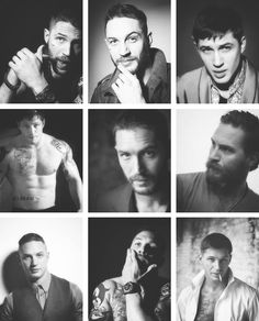 I swear this man is so hot... I get actual tears in my eyes. *Tom Hardy*
