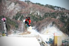 BS540 @ PP Terrain park, South korea