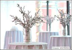 For winter wedding Wedding 2015, Wedding Blog, Wedding Decorations, Table Decorations, Winter Wonderland, Perfect Wedding, Vase, Winter Weddings, Random Stuff