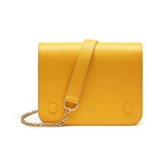 Small Clifton in Canary Small Classic Grain | Clifton | Mulberry