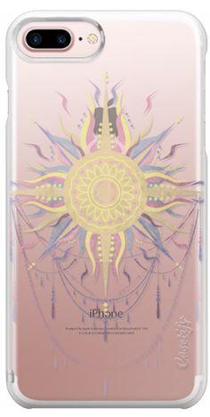 Casetify Protective iPhone 7 Plus Case and iPhone 7 Cases. Other Sunshine iPhone Covers - Boho Sun by Marta Olga Klara | Casetify