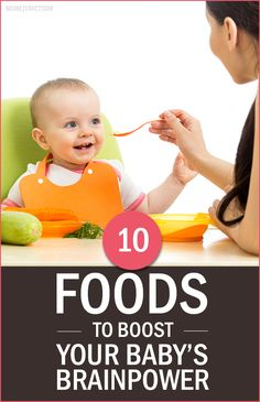 Are you concerned about the development of your baby's brain? Do you want to raise a smart baby? Here are the 10 brain food for babies for raising them smart