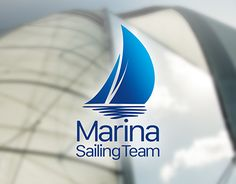 """Check out my @Behance project: """"Marina Sailing Team"""" https://www.behance.net/gallery/26716585/Marina-Sailing-Team"""
