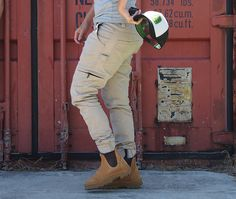 workwear for women Tap Shoes, Dance Shoes, Tool Belt, Workwear, Justin Bieber, Eve, Khaki Pants, My Style, Outfits