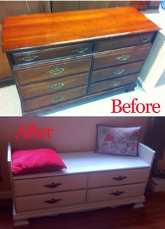 dresser+window+seat+before+after.jpg 1,152×1,600 pixels