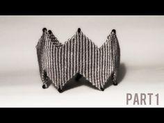 DIY Micromacrame Bracelet Part I | Βραχιόλι Μακραμέ με ZigZag Μέρος Ι Jewelry | IMAGINE HEARTS - YouTube