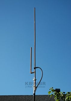 2 Meter J-Pole Amateur Radio Antenna. Great ham radio gift for only $30