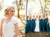 deep teal wedding - Bing Images