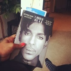 """I Would Die 4 U"" by @Toure #iwoulddie4u #toure #books"