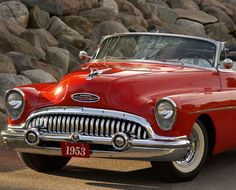 1953 Buick | ... …the 1953 Buick Skylark (30 HQ Photos) » 1953-Buick-Skylark-920-23