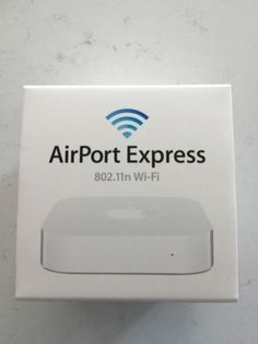Apple AirPort Express Wireless N Router