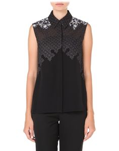 上衣 3.1 phillip lim 女士 | F1152222PUF/BLACK | 服装 3.1 phillip lim 女士 | Pompei.com.hk | 在此寻找华丽服饰 建立你的独特风格