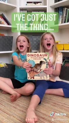 Bored kids? This fun and educational dinosaur activity book will keep your kids engaged with puzzles, word searches, dot-to-dot and more, all while learning interesting facts about dinosaurs!