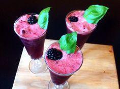 Perjantai-cocktail: Blackberry Basil Smash - (pikkuseikkoja) | Lily.fi