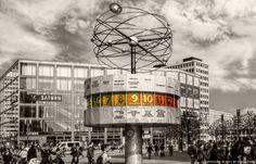 Berlin - World Clock by pingallery on DeviantArt