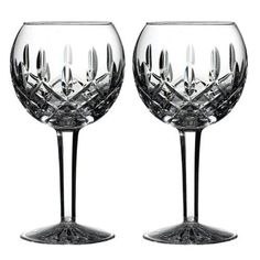 Waterford Classic Lismore Balloon Wine Glass Set of 2 * Be sure to check out this awesome product.