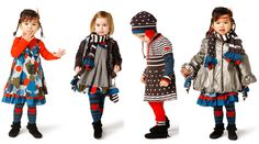 Catimini Kids : Labo : Girls Clothing : Autumn Winter 2011