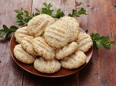Fursecuri cu fulgi de ovaz Baby Food Recipes, Cookie Recipes, Healthy Recipes, Baby Eating, Cake Cookies, Vegan Gluten Free, Deserts, Food And Drink, Yummy Food