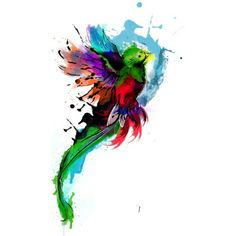quetzal tattoo - Google Search