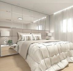 25 Best Ways to Update Your Master Bedroom – Home Design Modern Bedroom, Beautiful Bedrooms, Bedroom False Ceiling Design, Luxury Bedroom Design, Girl Bedroom Decor, Couple Room, Luxurious Bedrooms, Small Bedroom, Bedroom Deco
